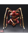 Marvel Universe Bring Arts Action Figure Spider-Man by Tetsuya Nomura 15 cm