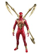 Marvel's Spider-Man Video Game Masterpiece Action Figure 1/6 Spider-Man (Iron Spider Armor) 30 cm