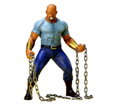 Marvel's The Defenders ARTFX+ PVC Statue 1/10 Luke Cage 19 cm