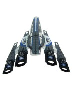 Mass Effect Replica Alliance Normandy SR-2 16 cm