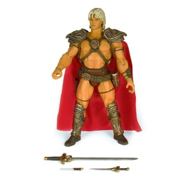 Masters of the Universe Collector's Choice William Stout Collection Action Figure He-Man 18 cm