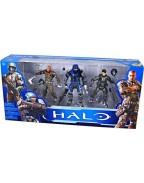 McFarlane Toys Halo 10th Anniversary Boxed Sets Fearless Leaders