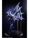 Megadimension Neptunia VII Statue 1/7 Next Purple Processor Unit Full Ver. 38 cm