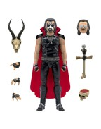 Mercyful Fate Ultimates Action Figure King Diamond (Classic Mercyful Fate Era) 18 cm