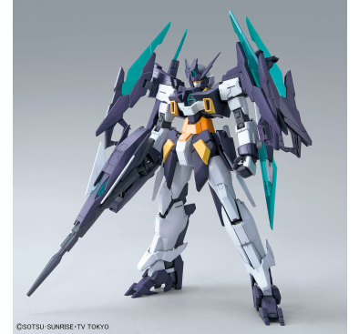 MG Gundam Age II Magnum 1/100 (model kit)