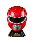 Mighty Morphin Power Rangers Lightning Collection Cosplay Replica 1/1 Red Ranger Helmet