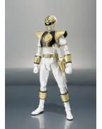 Mighty Morphin Power Rangers S.H. Figuarts Action Figure White Ranger 17 cm