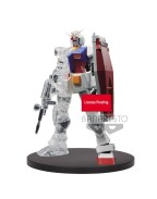 Mobile Suit Gundam Statue Internal Structure RX-78-2 Gundam Weapon Ver. A 14 cm