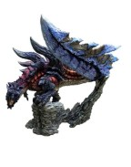 Monster Hunter PVC Statue CFB Creators Model Cutting Wyvern Glavenus 20 cm