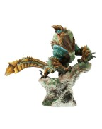 Monster Hunter PVC Statue CFB Creators Model Zinogre Resell Version 18 cm