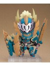Monster Hunter World Iceborne Nendoroid Action Figure Hunter Male Zinogre Alpha Armor Ver. DX 10 cm