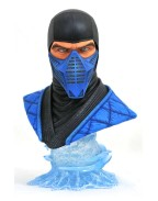 Mortal Kombat 11 Legends in 3D Bust 1/2 Sub-Zero 25 cm