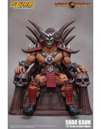 Mortal Kombat Action Figure 1/12 Shao Kahn 20 cm