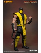 Mortal Kombat Klassic Action Figure 1/12 Scorpion 18 cm