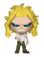 My Hero Academia POP! Animation Vinyl Figure All Might (Weakened) 10 cm