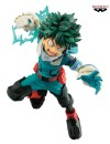 My Hero Academia The Movie Heroes: Rising PVC Statue Deku 11 cm