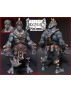 Mythic Legions: Wasteland Action figure Argemedes 23 cm