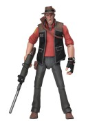 Team Fortress 2 Action Figures 18 cm Serie 4 RED Sniper