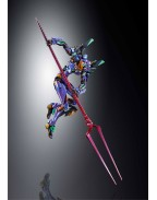 Neon Genesis Evangelion Metal Build Action Figure EVA-01 Test Type EVA 2020 Ver. 22 cm