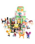 Nickelodeon Splat Action Vinyls Mini Figures 8 cm