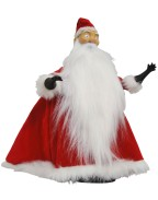 Nightmare before Christmas Doll Santa Claus 25 cm