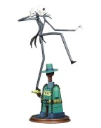 Nightmare before Christmas Gallery PVC Statue Oogie's Lair Jack