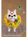 Okami Nendoroid Action Figure Amaterasu DX Version 10 cm