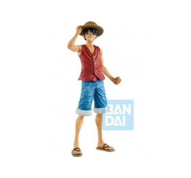 One Piece 20th History Masterlise Figure Monkey D. Luffy 25 cm