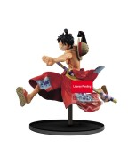 One Piece Battle Record Collection PVC Statue Monkey D. Luffy 14 cm