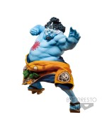 One Piece BWFC PVC Statue Jinbei Normal Color Ver. 14 cm