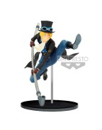 One Piece BWFC PVC Statue Sabo Normal Color Ver. 20 cm