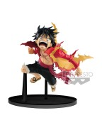 One Piece BWFC Vol. 4 Figure Monkey D. Luffy by Kengo 12 cm