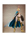One Piece Excellent Model P.O.P Sailing Again PVC Statue 1/8 Gladiator Rebecca 22 cm