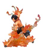 One Piece FiguartsZERO PVC Statue Portgas D. Ace Brother's Bond 16 cm