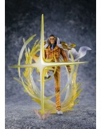 One Piece FiguartsZERO PVC Statue -The Three Admirals- Borsalino (Kizaru) 22 cm
