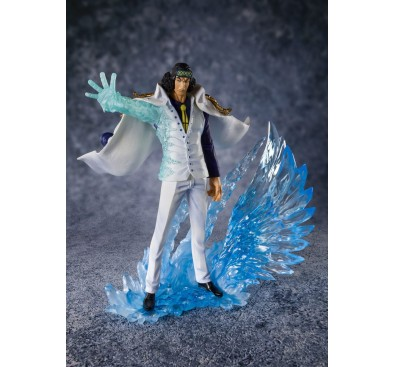 One Piece FiguartsZERO PVC Statue -The Three Admirals- Kuzan (Aokiji) 20 cm