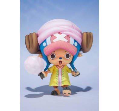 One Piece FiguartsZERO PVC Statue Tony Tony Chopper Whole Cake Island Ver. 7 cm