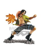 One Piece Figure Portgas D. Ace 20th Anniversary 14 cm