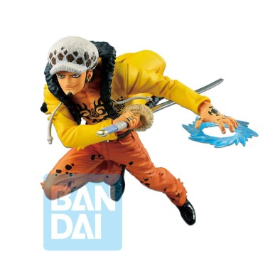 One Piece Ichibansho PVC Statue Great Banquet Trafalgar D. Water Law 14 cm