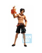 One Piece Ichibansho PVC Statue The Bonds of Brothers Portgas D. Ace 30 cm