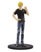 One Piece Jeans Freak Figures Sanji Vol 8. Ver A (Bleu Jeans) 17 cm