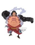 One Piece King Of Artist PVC Statue Monkey D. Luffy Gear 4 Wanokuni 13 cm