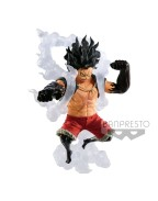 One Piece King Of Artist PVC Statue Snakeman Luffy 14 cm