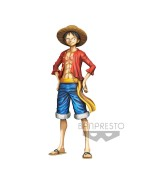 One Piece Master Star Piece PVC Statue Monkey D. Luffy Manga Dimension 27 cm
