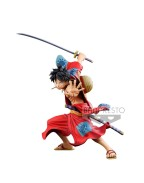 One Piece Master Stars Piece PVC Statue Monkey D. Luffy Manga Dimensions 19 cm