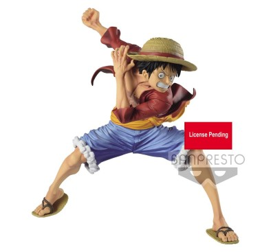 One Piece Maximatic PVC Statue Monkey D. Luffy 17 cm