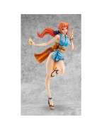 One Piece P.O.P PVC Statue Warriors Alliance Nami 22 cm