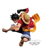 One Piece SCultures PVC Statue Colosseum VI Vol. 3 Monkey D. Luffy 8 cm
