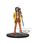 One Piece Stampede DXF Grandline Men PVC Statue Trafalgar Law 17 cm