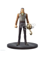 One Piece Stampede DXF Grandline Men Vol. 4 PVC Statue Sir Crocodile 17 cm
